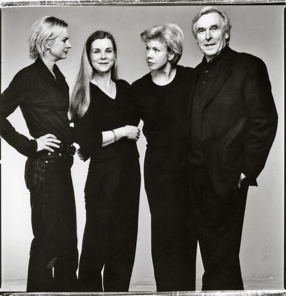 2000 Sabina y familia
